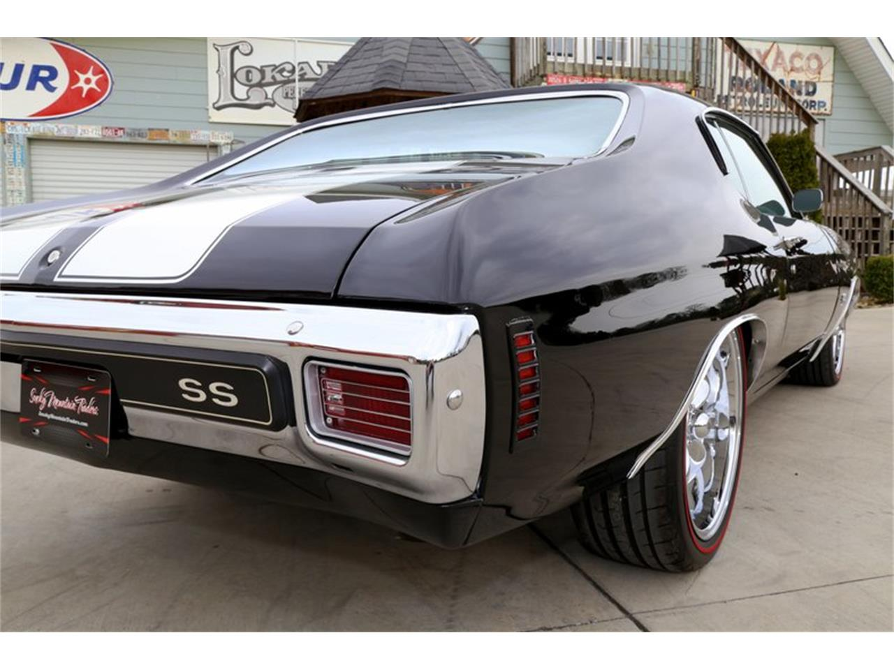 Large Picture of Classic '70 Chevelle located in Tennessee - $63,995.00 Offered by Smoky Mountain Traders - QKD7