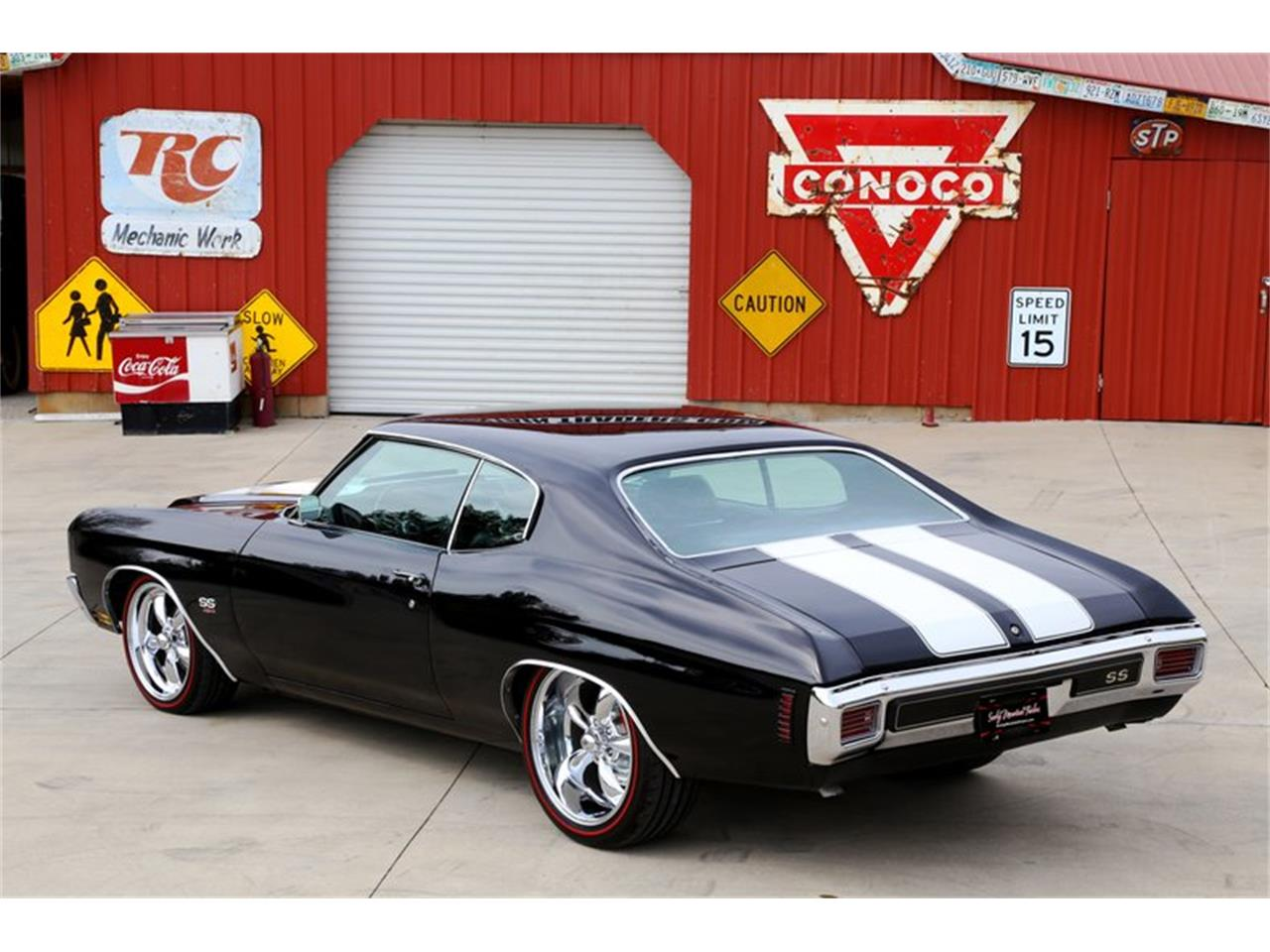 Large Picture of Classic '70 Chevelle - $63,995.00 Offered by Smoky Mountain Traders - QKD7
