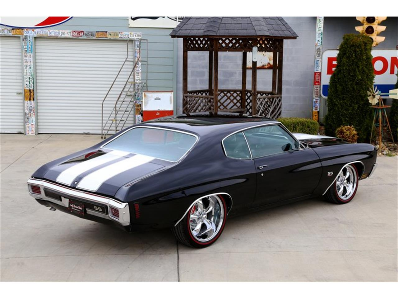 Large Picture of Classic 1970 Chevelle - $63,995.00 Offered by Smoky Mountain Traders - QKD7