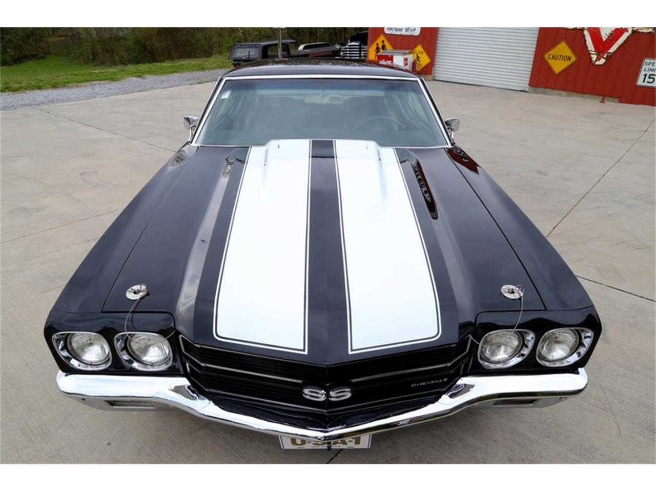 Large Picture of Classic '70 Chevelle Offered by Smoky Mountain Traders - QKD7