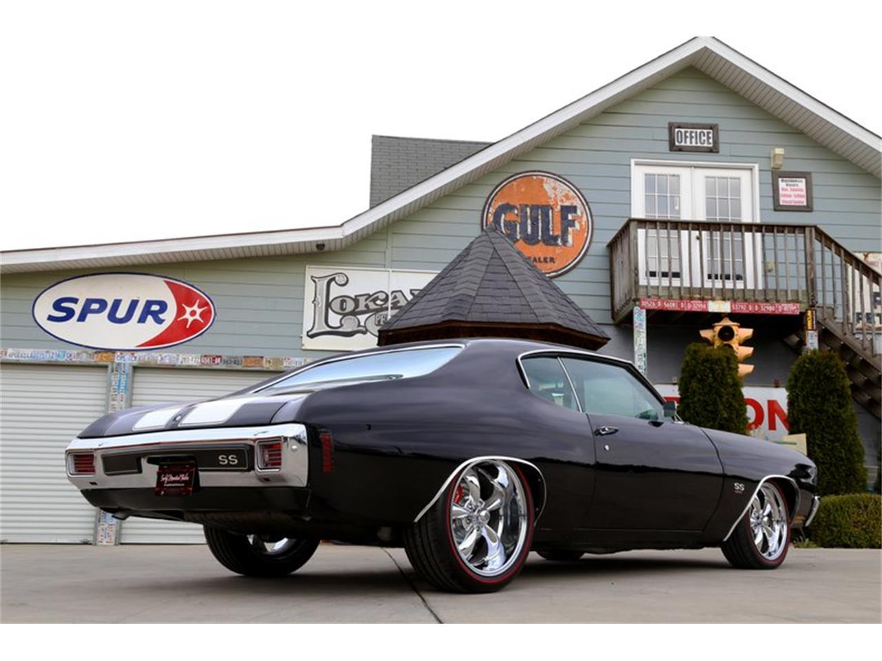 Large Picture of '70 Chevrolet Chevelle located in Lenoir City Tennessee - $63,995.00 - QKD7