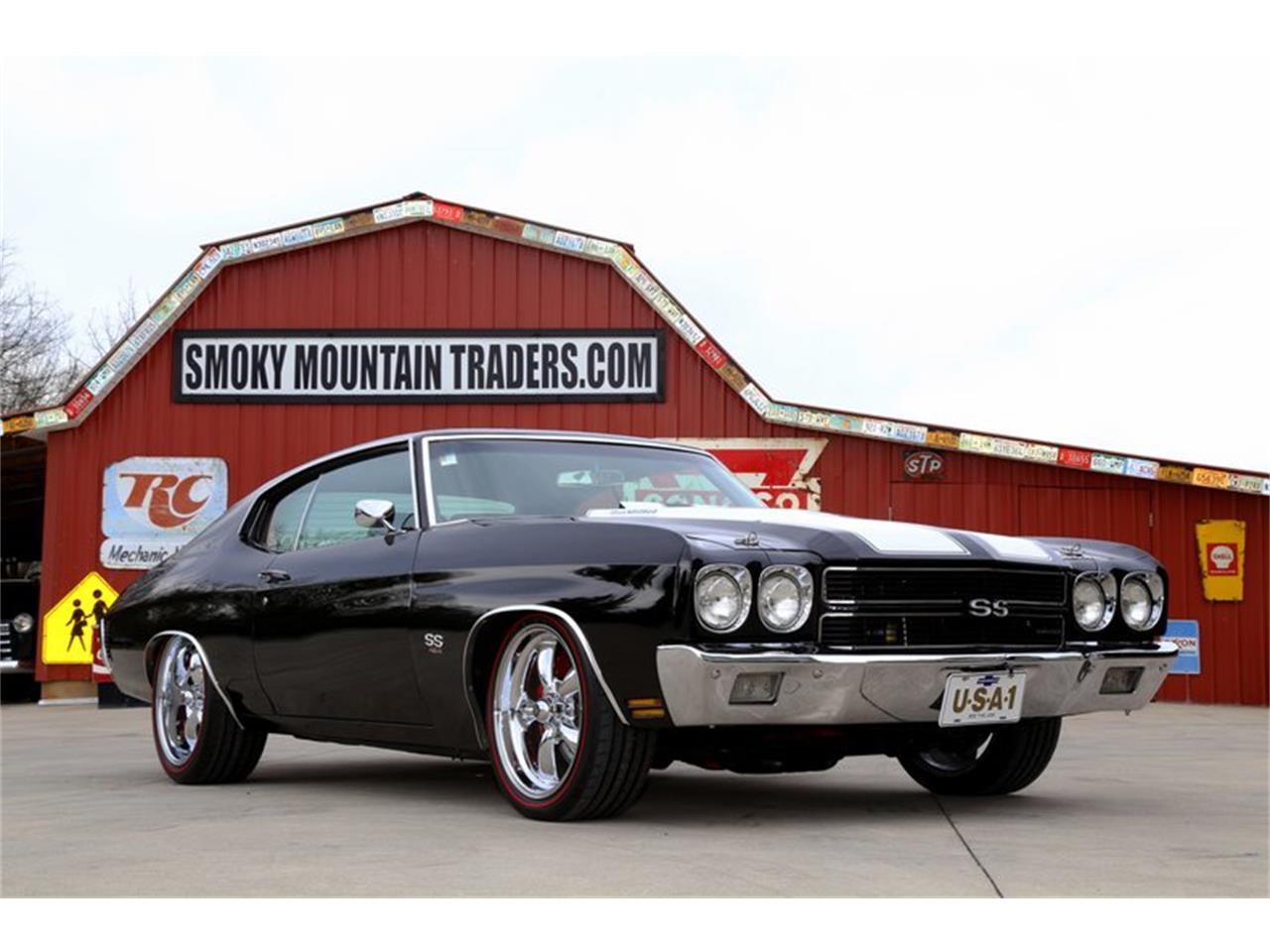 Large Picture of Classic 1970 Chevelle located in Tennessee - $63,995.00 Offered by Smoky Mountain Traders - QKD7