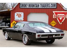 Picture of Classic '70 Chevrolet Chevelle Offered by Smoky Mountain Traders - QKD7