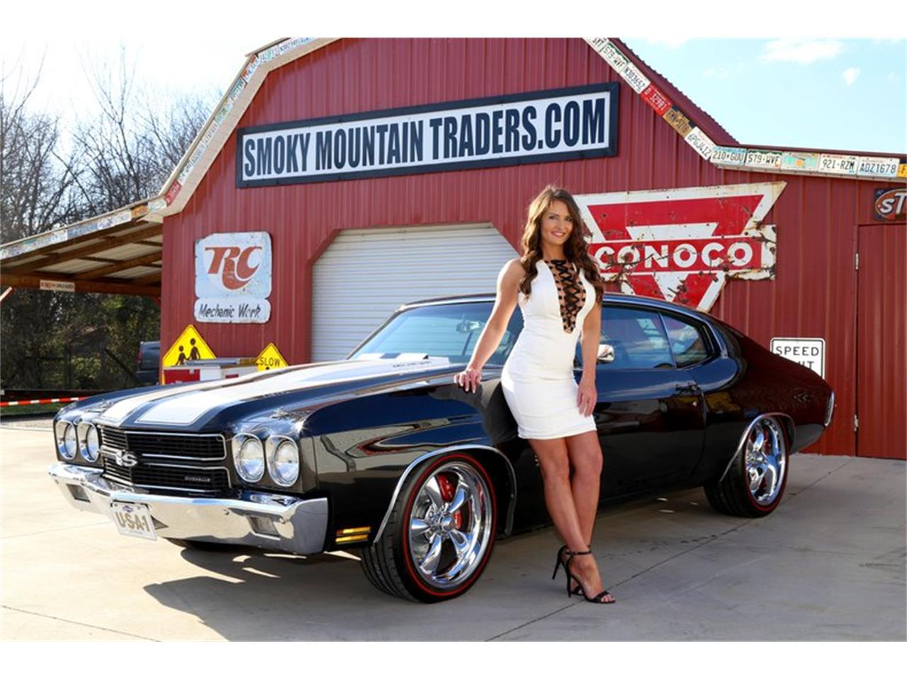 Large Picture of Classic '70 Chevrolet Chevelle located in Lenoir City Tennessee - $63,995.00 Offered by Smoky Mountain Traders - QKD7