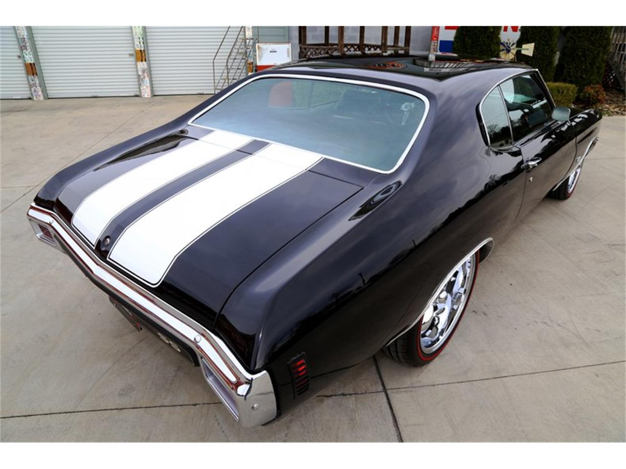 Large Picture of Classic 1970 Chevelle located in Tennessee Offered by Smoky Mountain Traders - QKD7