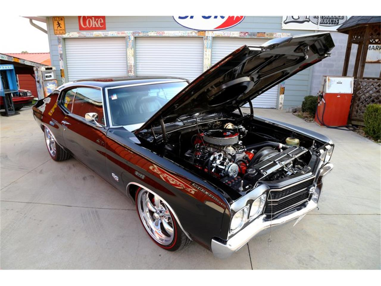 Large Picture of '70 Chevrolet Chevelle located in Tennessee - $63,995.00 Offered by Smoky Mountain Traders - QKD7