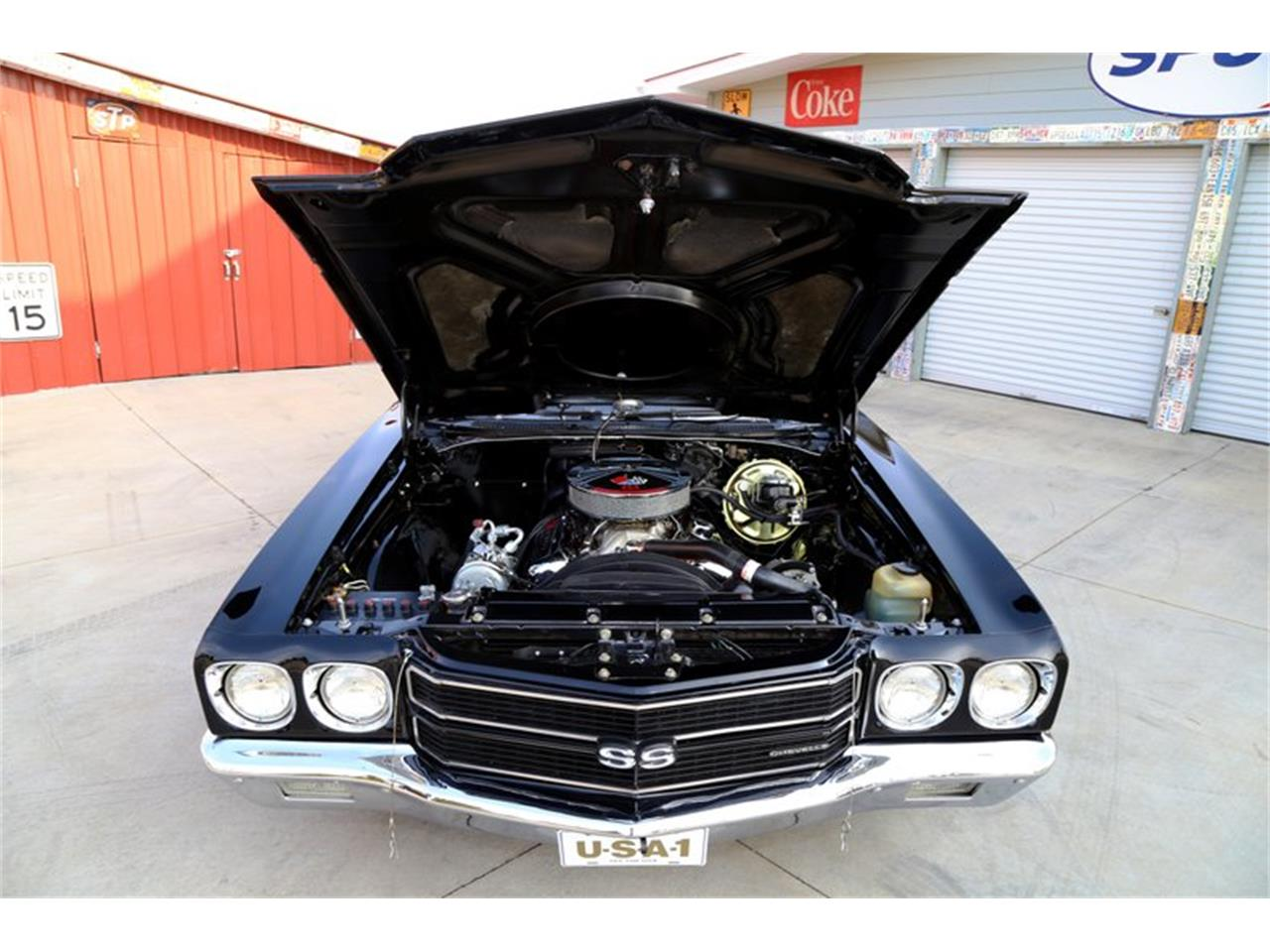 Large Picture of Classic '70 Chevrolet Chevelle located in Lenoir City Tennessee Offered by Smoky Mountain Traders - QKD7