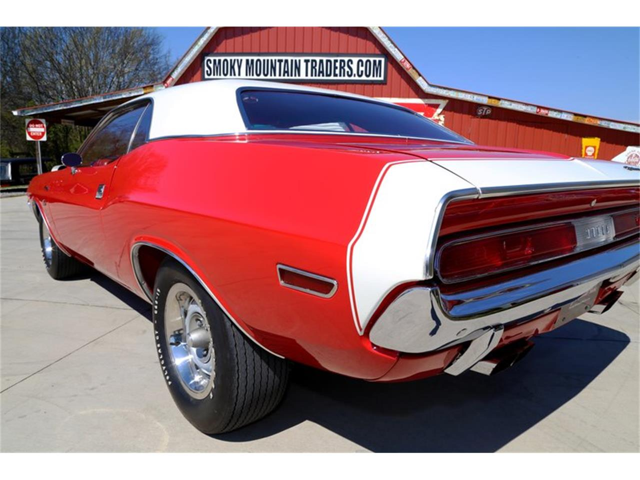 Large Picture of '70 Challenger located in Lenoir City Tennessee - $77,995.00 - QKDF