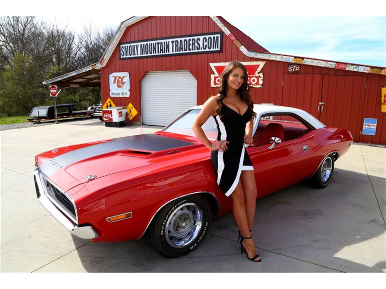 Large Picture of Classic 1970 Challenger located in Lenoir City Tennessee - $77,995.00 Offered by Smoky Mountain Traders - QKDF