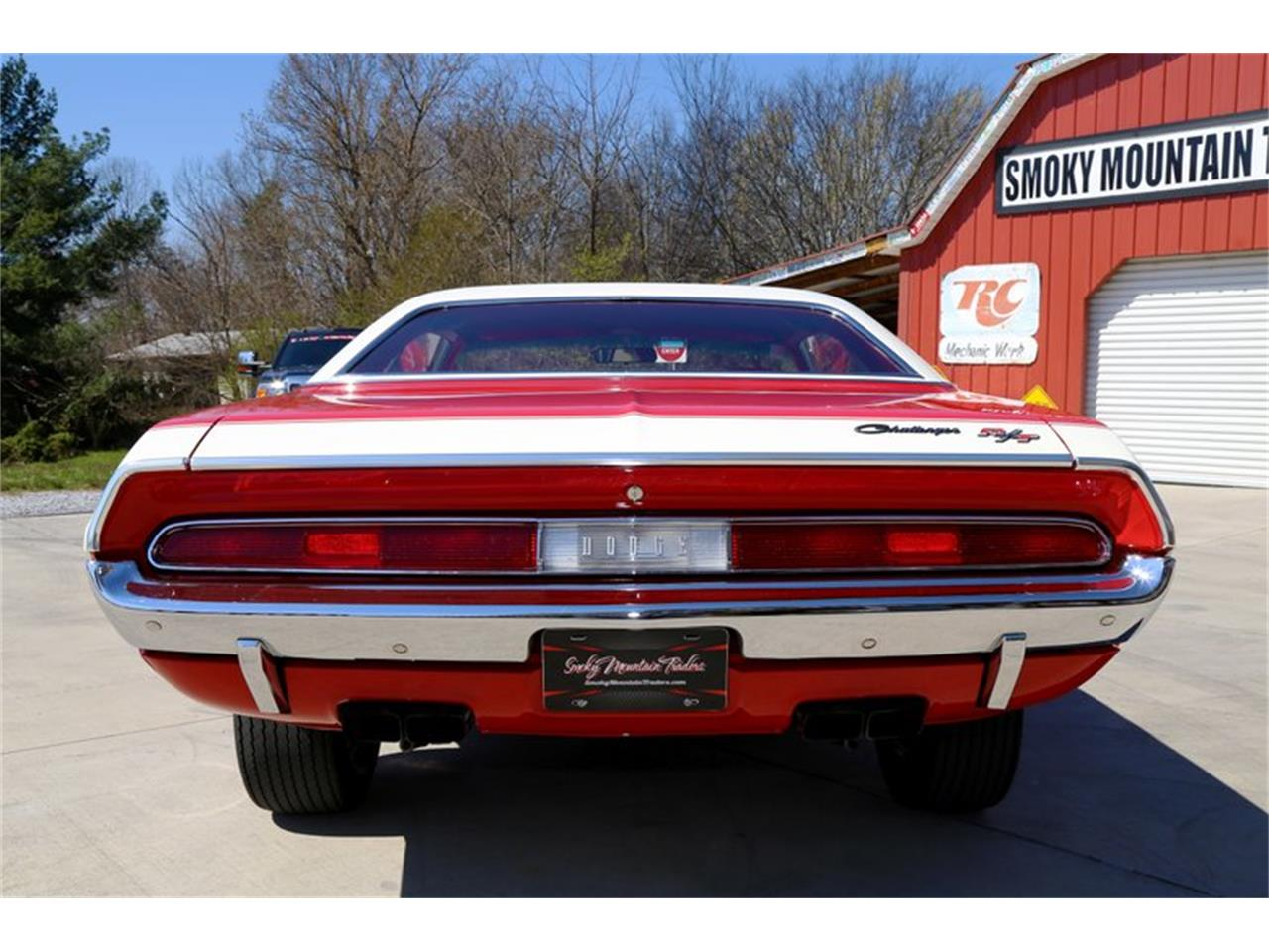 Large Picture of Classic 1970 Dodge Challenger - $77,995.00 Offered by Smoky Mountain Traders - QKDF