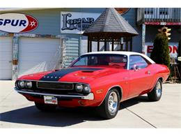 Picture of Classic 1970 Challenger located in Lenoir City Tennessee - $77,995.00 Offered by Smoky Mountain Traders - QKDF