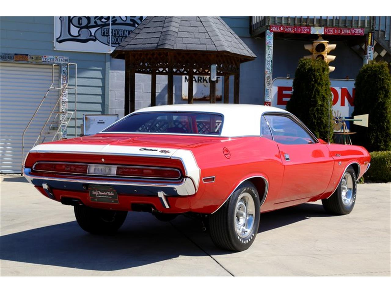 Large Picture of 1970 Challenger located in Tennessee Offered by Smoky Mountain Traders - QKDF