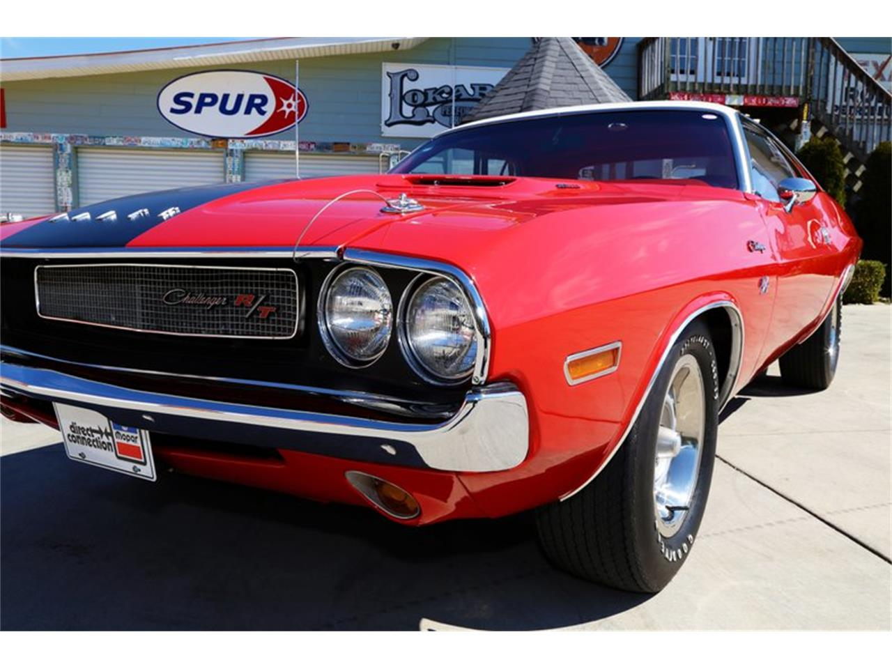 Large Picture of 1970 Dodge Challenger located in Lenoir City Tennessee Offered by Smoky Mountain Traders - QKDF