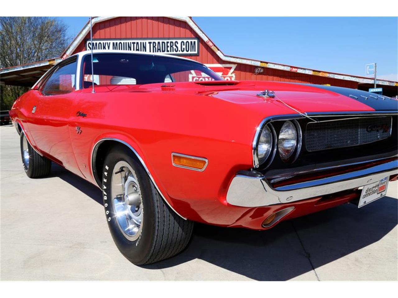Large Picture of Classic 1970 Challenger located in Tennessee - QKDF
