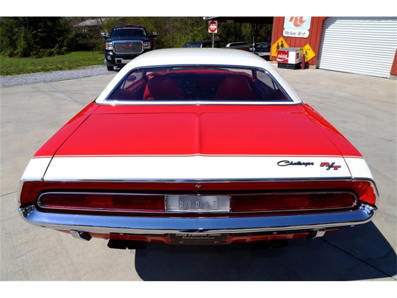 Large Picture of 1970 Dodge Challenger - $77,995.00 Offered by Smoky Mountain Traders - QKDF