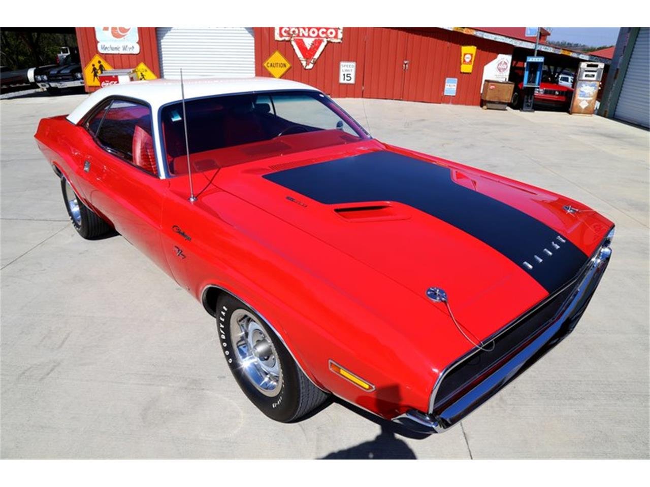 Large Picture of Classic '70 Challenger located in Lenoir City Tennessee - $77,995.00 - QKDF