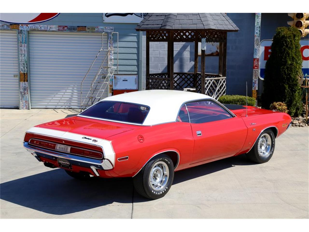 Large Picture of Classic '70 Dodge Challenger - QKDF