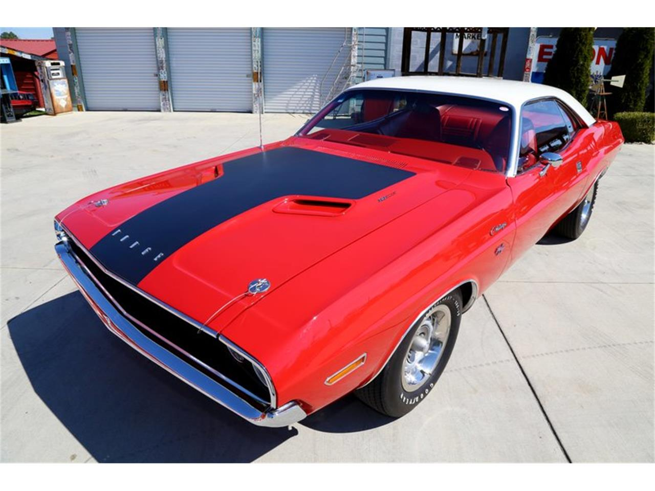 Large Picture of 1970 Dodge Challenger located in Lenoir City Tennessee - $77,995.00 - QKDF
