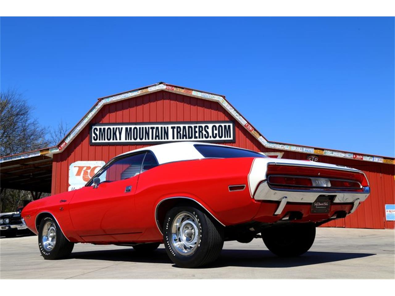 Large Picture of 1970 Challenger - QKDF