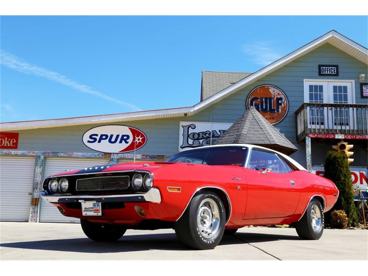 Large Picture of Classic 1970 Challenger Offered by Smoky Mountain Traders - QKDF