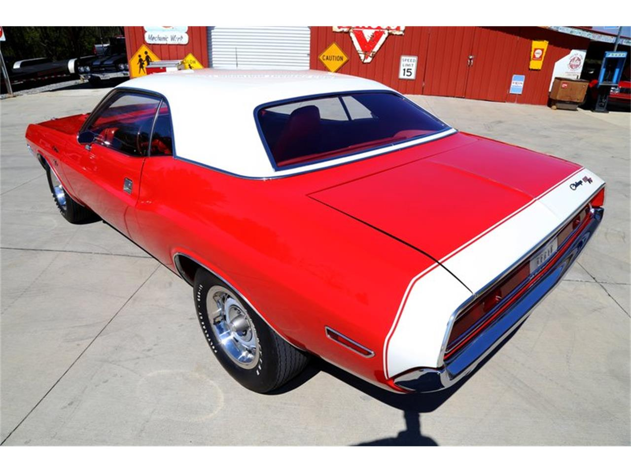 Large Picture of Classic 1970 Dodge Challenger - $77,995.00 - QKDF