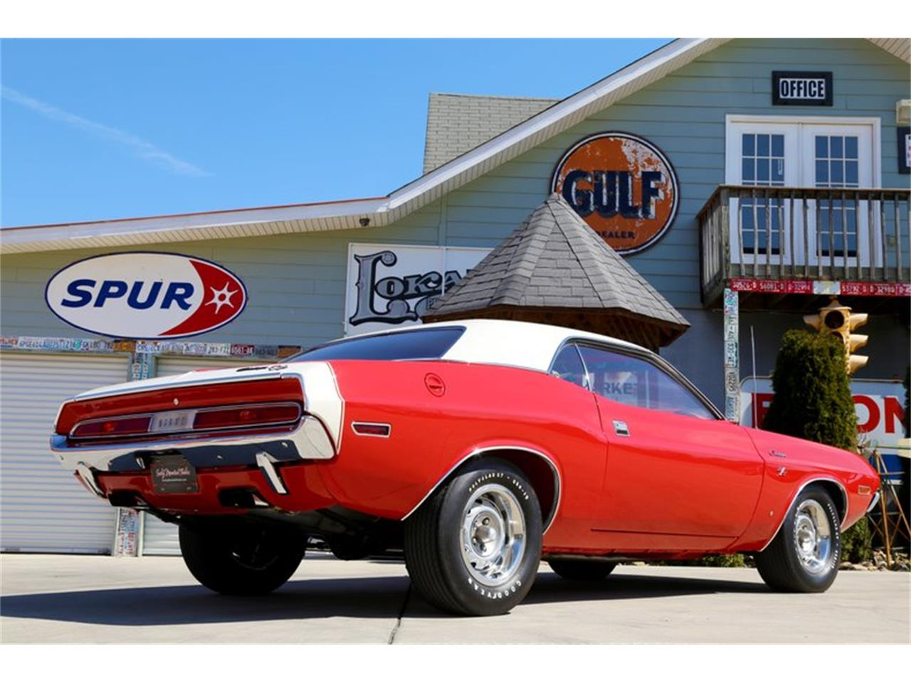 Large Picture of Classic '70 Dodge Challenger located in Lenoir City Tennessee - QKDF
