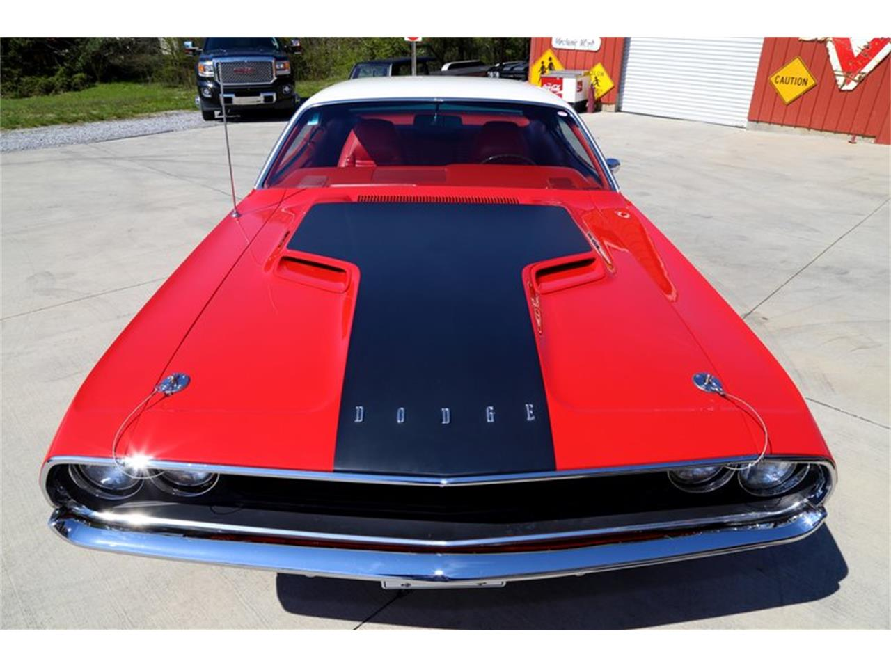 Large Picture of Classic '70 Challenger - QKDF
