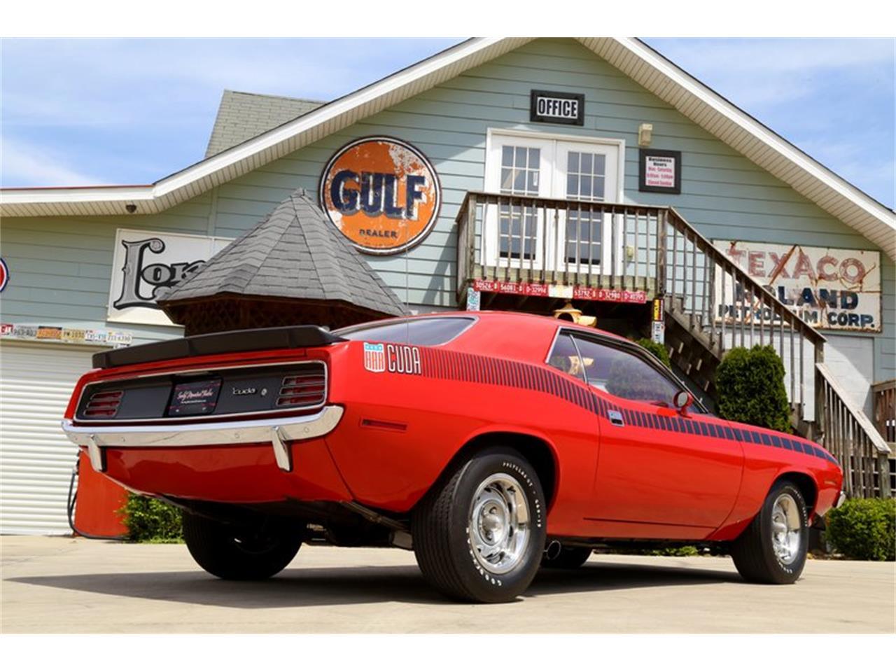 Large Picture of '70 Cuda - QKDG