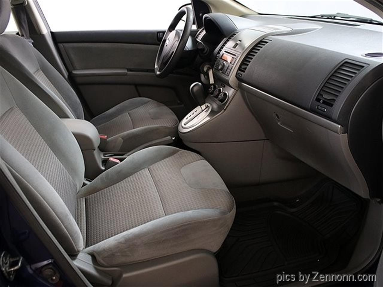 Large Picture of '08 Sentra - QKDU