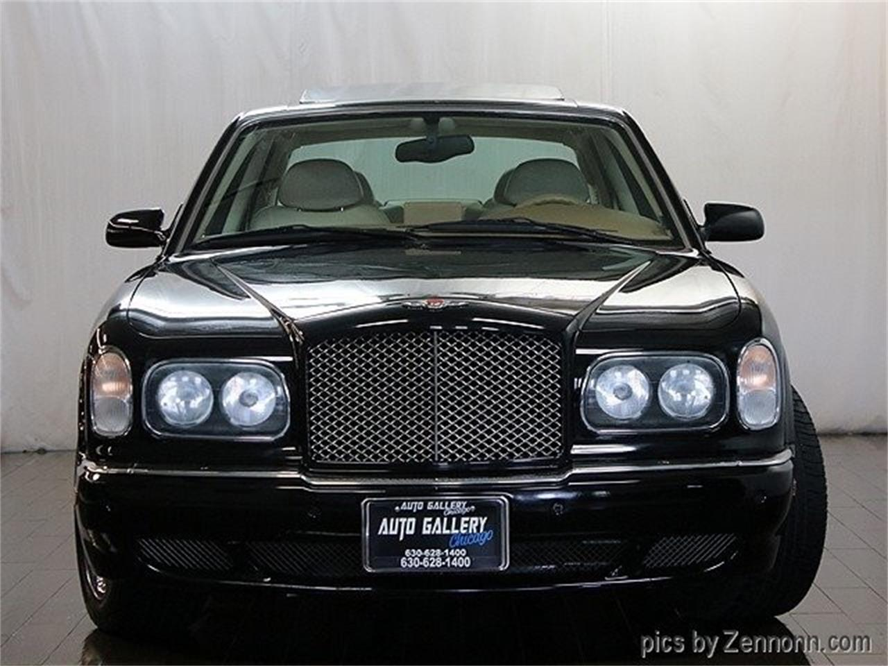 Large Picture of '01 Arnage - QKDX