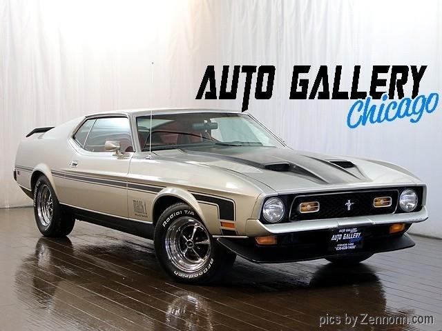 1971 Ford Mustang for Sale on ClassicCars com on ClassicCars com