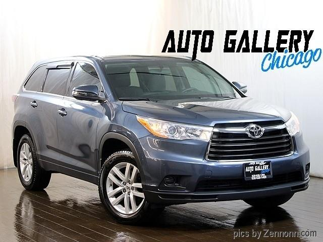 Picture of '14 Highlander - $19,990.00 Offered by  - QKDZ