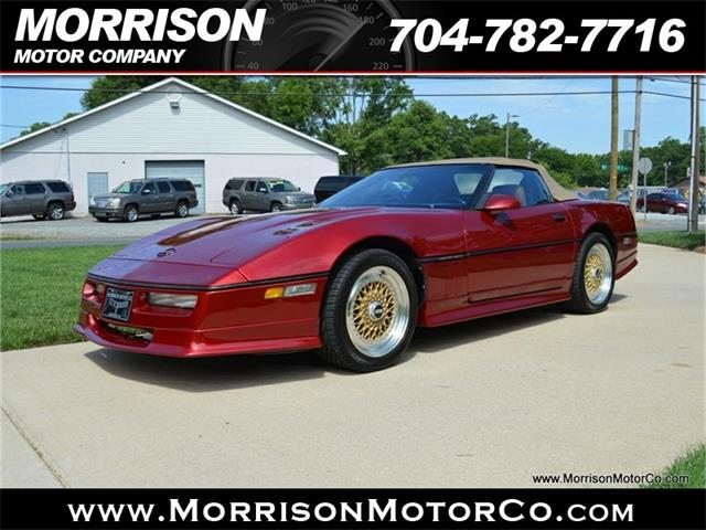 Picture of '89 Corvette - QKEA