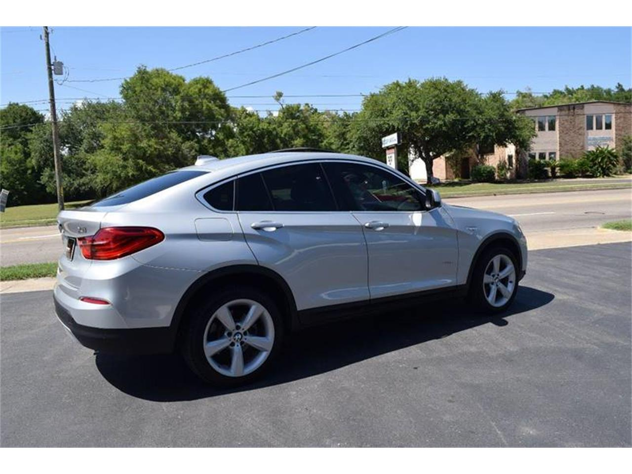 Large Picture of 2016 BMW X4 - QKEO