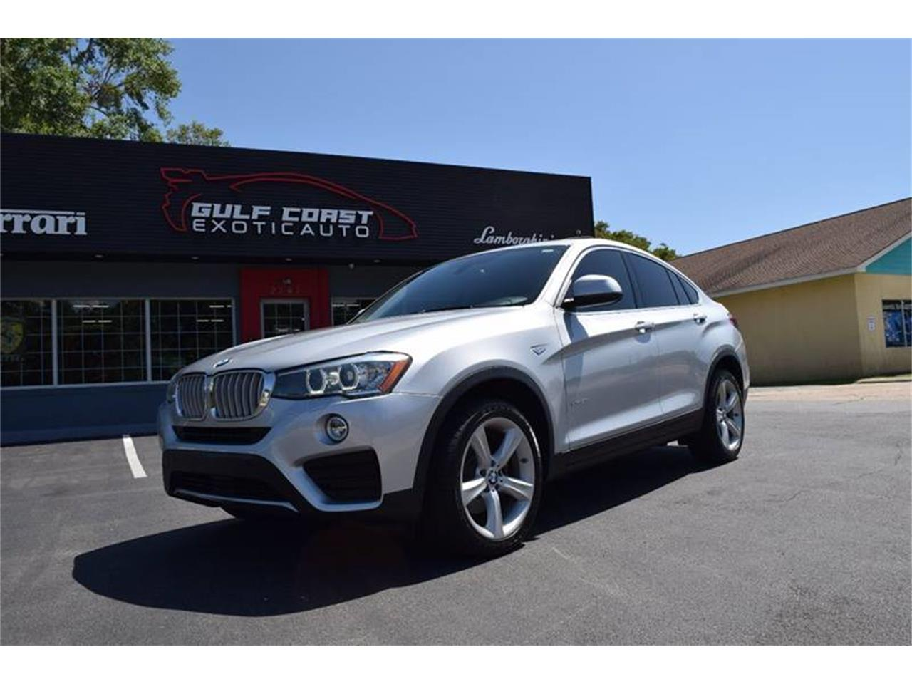 Large Picture of '16 BMW X4 located in Mississippi - QKEO