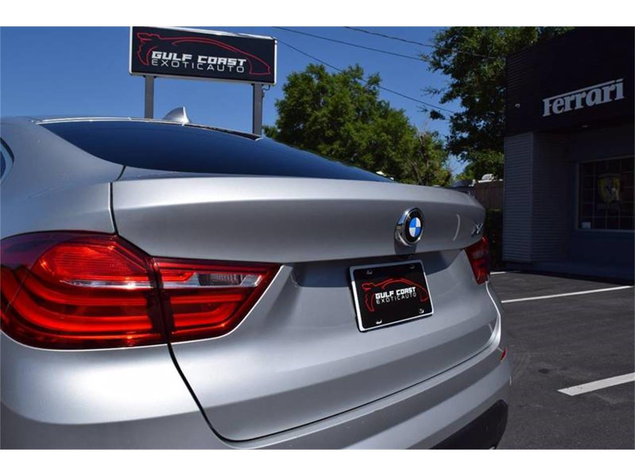 Large Picture of '16 BMW X4 located in Mississippi Offered by Gulf Coast Exotic Auto - QKEO