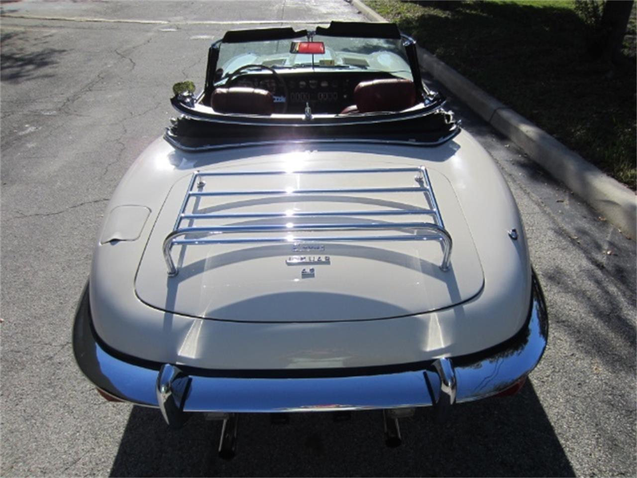 Large Picture of '70 E-Type - QKEP