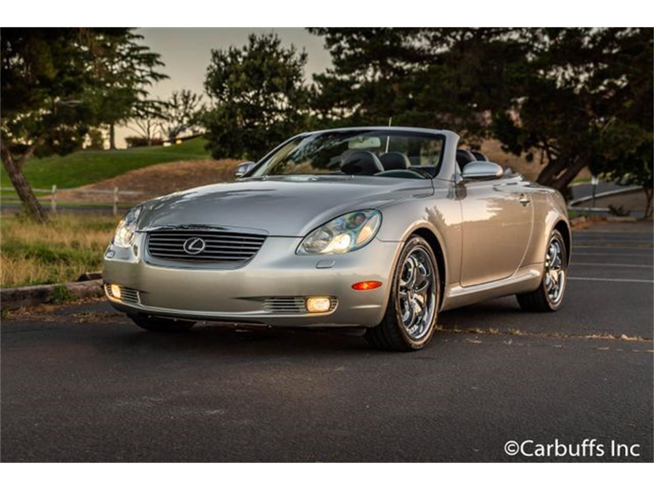 Large Picture of '04 Lexus SC400 Offered by Carbuffs - QKET