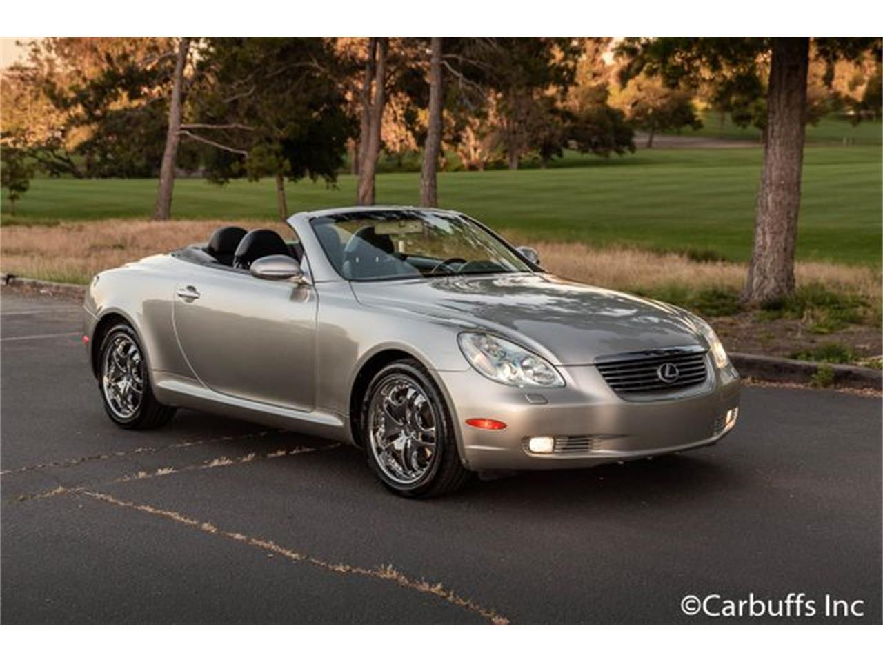 Large Picture of '04 Lexus SC400 located in Concord California - $14,950.00 - QKET