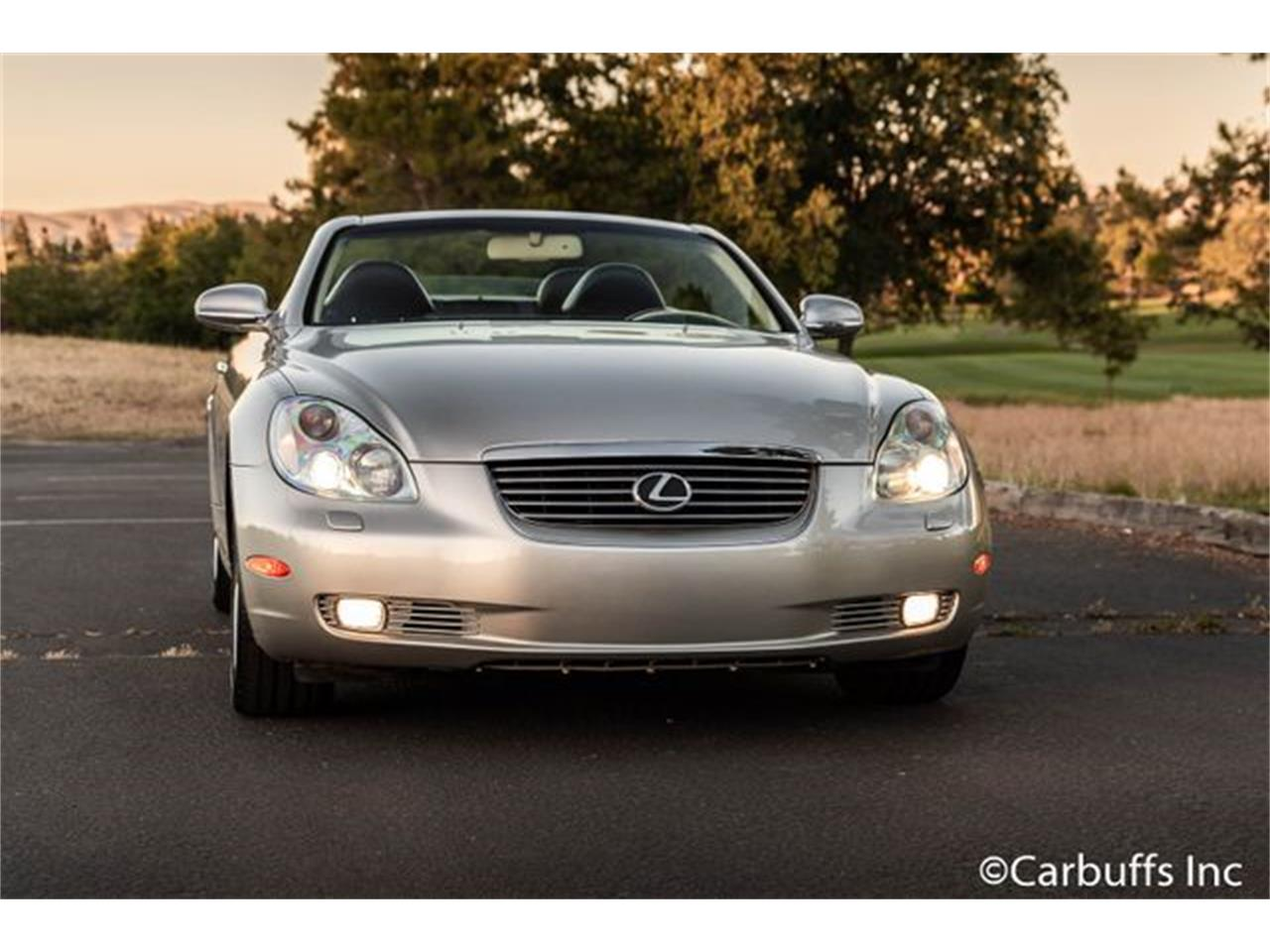 Large Picture of '04 Lexus SC400 located in California - QKET