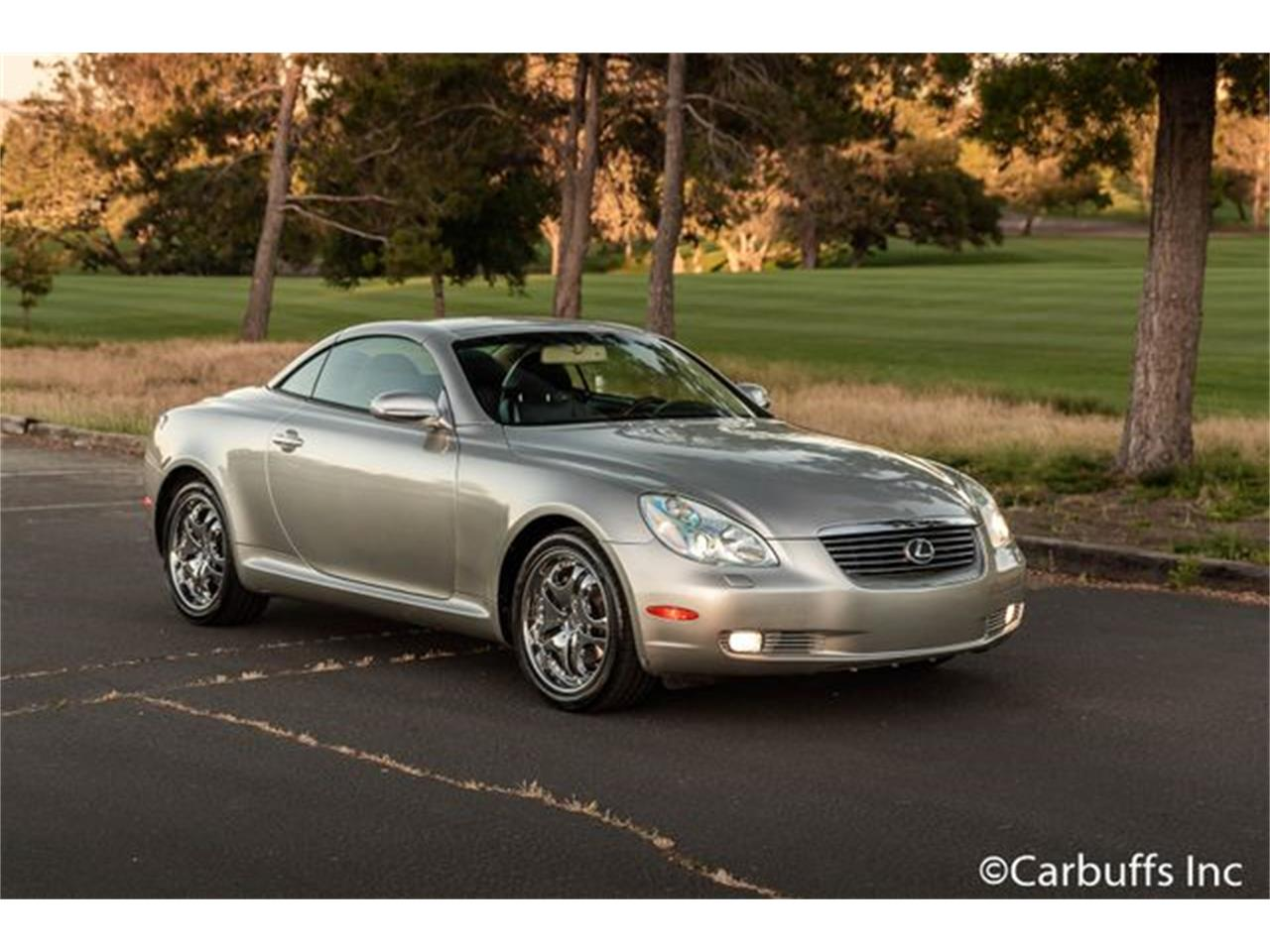 Large Picture of 2004 Lexus SC400 located in Concord California Offered by Carbuffs - QKET