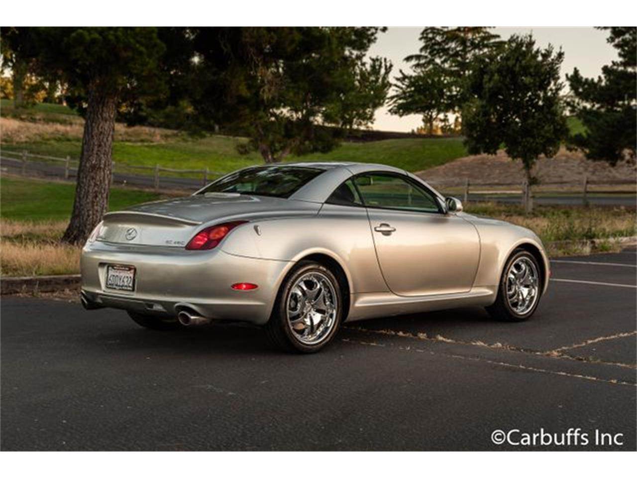 Large Picture of 2004 Lexus SC400 located in Concord California - $14,950.00 Offered by Carbuffs - QKET