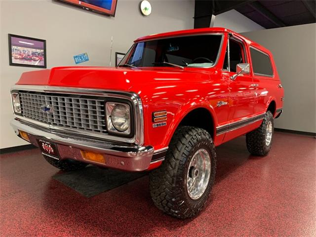 Picture of '71 Blazer - QKF0