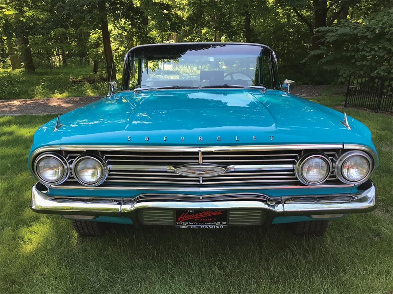 Large Picture of '60 El Camino - QKFC