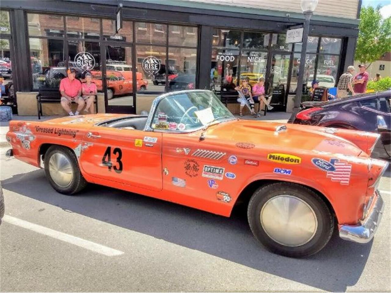 For Sale 1955 Ford Thunderbird In Cadillac Michigan