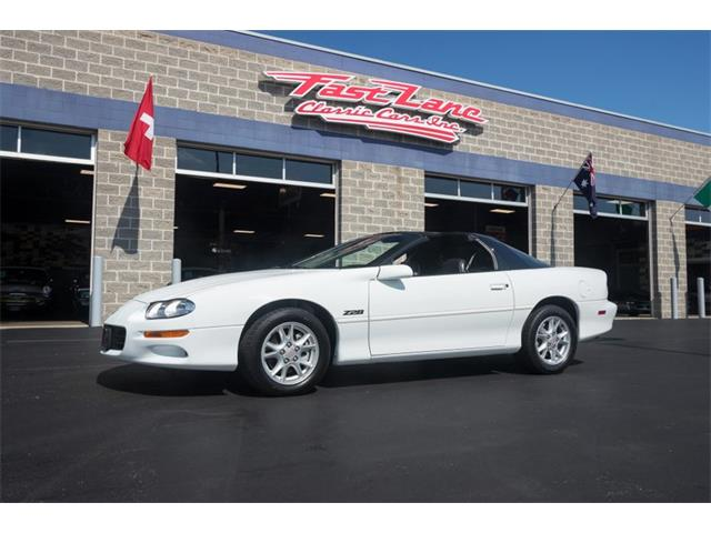 Picture of 2002 Chevrolet Camaro Z28 located in Missouri Offered by  - QDT7