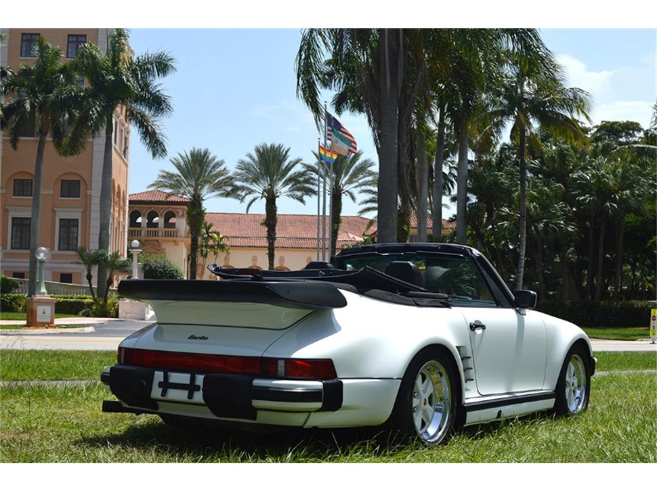 Large Picture of 1988 911 Offered by Vertex Auto Group - QKFZ