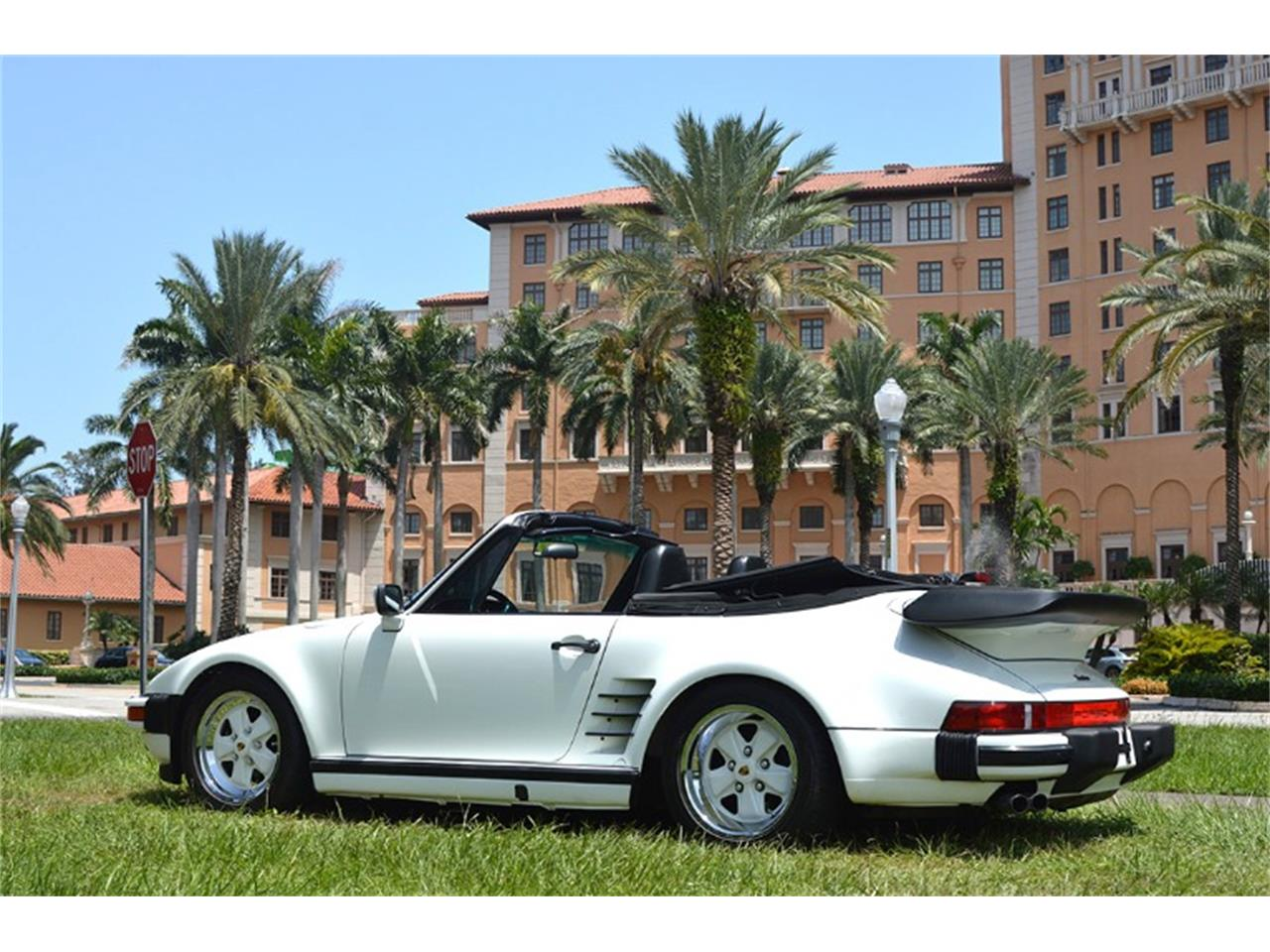 Large Picture of '88 Porsche 911 located in Florida Offered by Vertex Auto Group - QKFZ