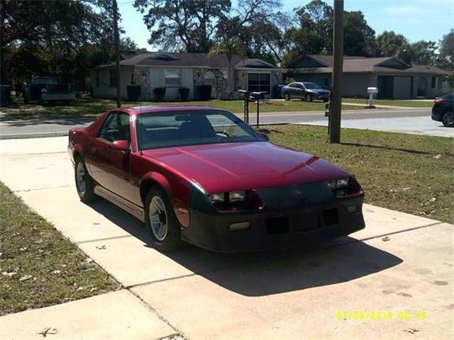 1989 Chevrolet Camaro for Sale on ClassicCars com on ClassicCars com