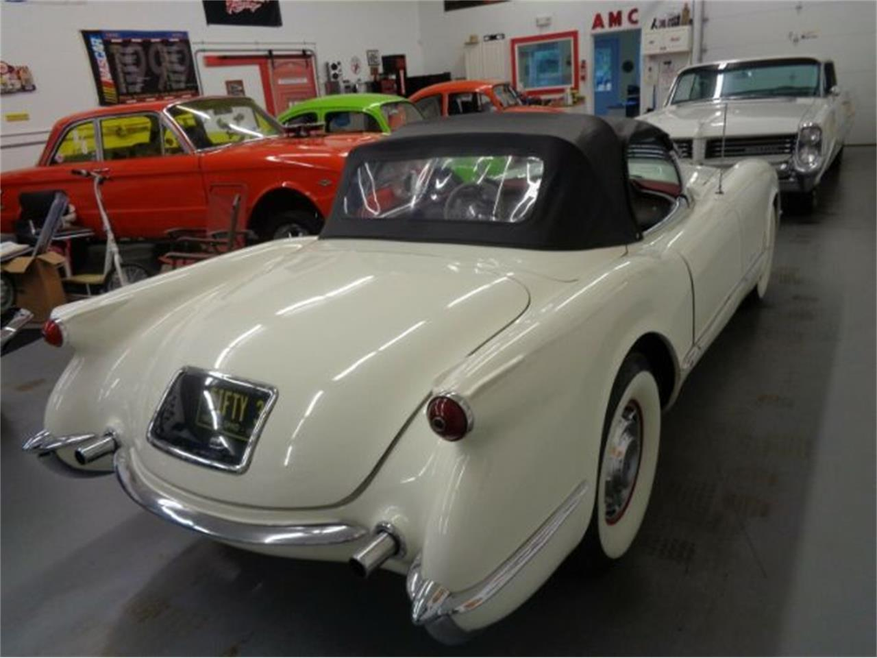 Large Picture of Classic '53 Chevrolet Corvette located in Cadillac Michigan Offered by Classic Car Deals - QKGC